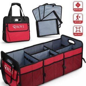 Organizador de maletero para coche duradero