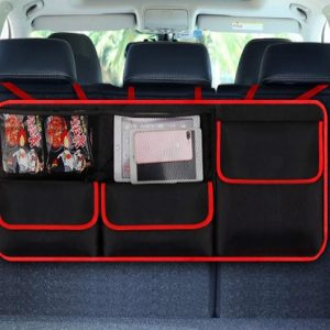 Organizador de maletero para coche multifunción