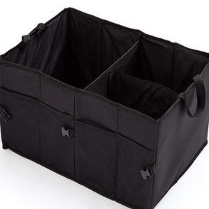 Organizador de maletero para coche plegable