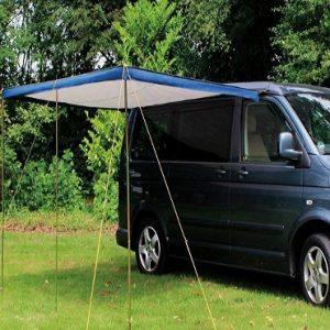 Toldo para furgoneta de acampada