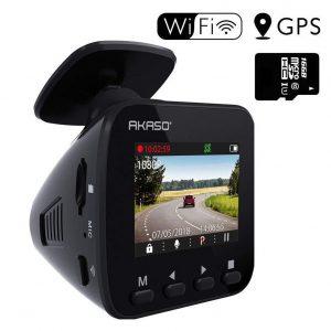 Cámara para coche Wi-Fi