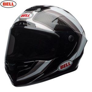 Casco Bell para moto aerodinámico