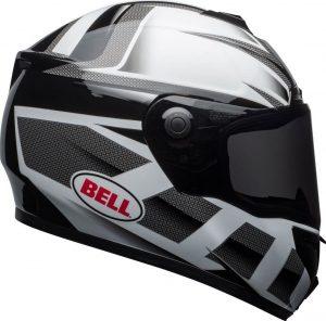 Casco Bell para moto aerodinámico confortable