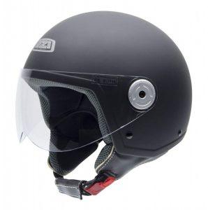 Casco de moto con pantalla 3D anti rayas