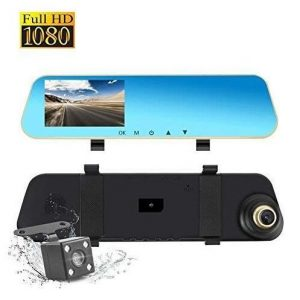 Espejo retrovisor con cámara Full HD