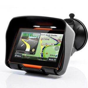GPS para motocicleta con resistencia al agua
