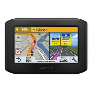 GPS para motocicletas de 4 pulgadas