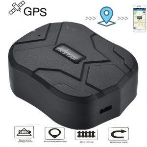 Localizador gps para coche con alarma
