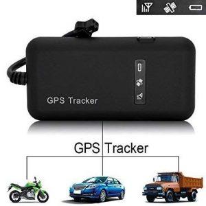 Localizador gps para moto con alarma