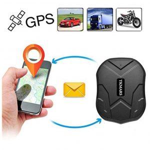 Localizador gps para moto con valla electrónica
