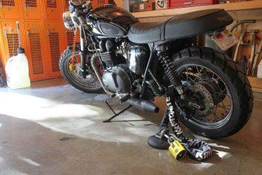 Antirrobos para moto