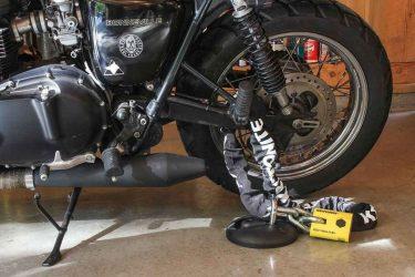 Candados para moto