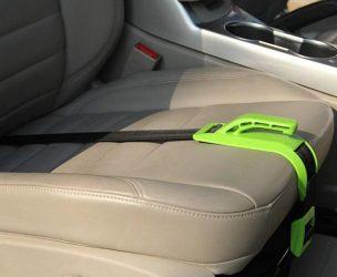 Cinturones de coche para embarazadas