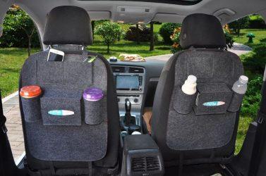 Organizadores de asiento de coche