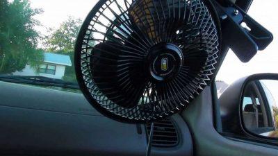 Ventiladores para coche