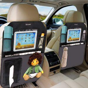 Organizador de asientos para coche impermeable