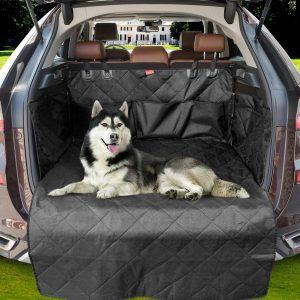 Protector de maletero con diseño práctico