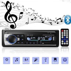 Radio cd para coche con llamada inteligente