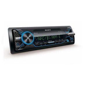 Radio cd para coche con sintonizador AM/FM