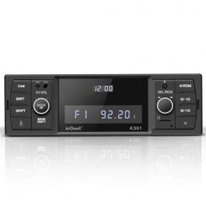 Radio para coche bluetooth con función RDS