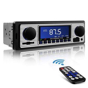 Radio para coche bluetooth manos libres
