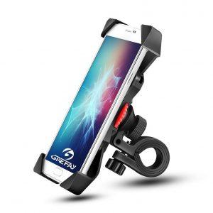 Soporte de móvil para moto robusto