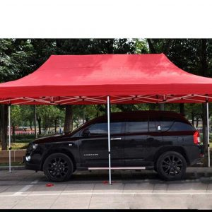 Toldo para furgoneta con protector anti-lluvia